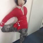 練習モデル フーレちゃん