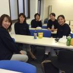 名古屋講習 お昼休み