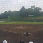 ジャイアンツ球場野球観戦